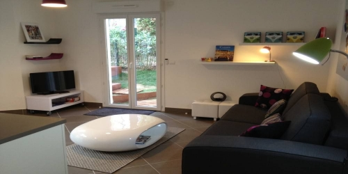 Modern and Central 1 Bedroom, 10mn from Palais des Festival