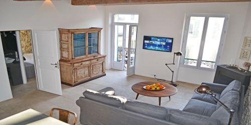 Spacious 3 Bedrooms close to Croisette, 4mn from Palais des Festivals