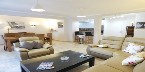 Central and Comfortable 3 Bedroom, 9mn from Palais des Festivals