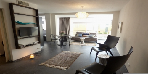Spacious 1 bedroom renovated, Grand Hotel, high standing, 6 minutes from the Palais