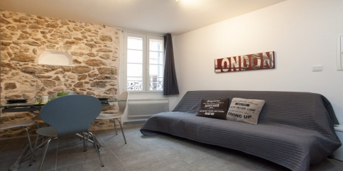Renewed townhouse 3 bedrooms, 10 min from Palais