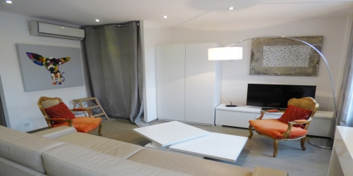 Modern and comfy 2 bedroom 5 min from Palais