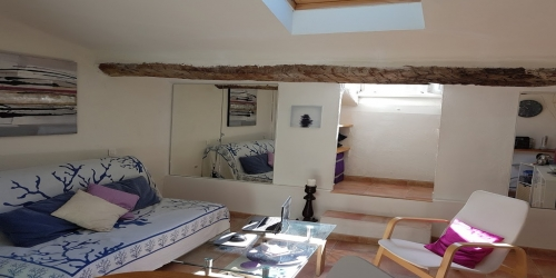 Charming Studio in Suquet, 9mn from Palais des Festivals