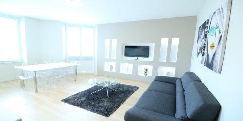 3 Bedrooms refitted & Modern 9 min from the Palais
