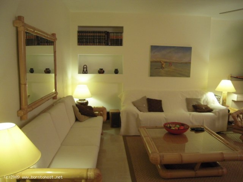 PORT SEA VIEW SPACIOUS 2 BEDROOMS 5 mn from Palais