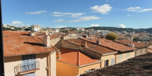 SUQUET 1 BEDROOM  DUPLEX  6 mn from Palais des Festivals