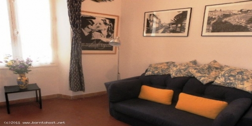 NICE AND AGREEABLE 1 BEDROOM 8 mns from Palais des Festivals