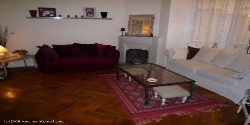 SPACIOUS COSY 3 BEDROOMS  8 mn from palais des festivals
