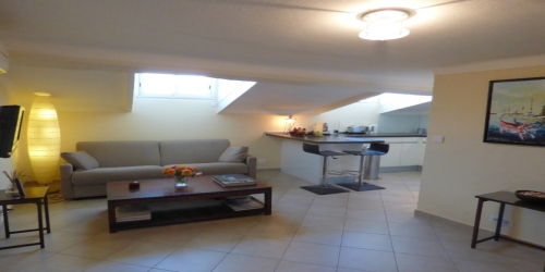 CHARMING 1 BEDROOM, 9mn from Palais des Festivals