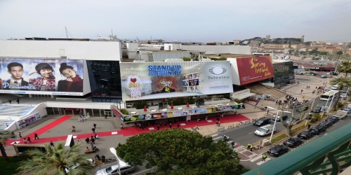EXCEPTIONAL CROISETTE FACING from Palais des Festivals