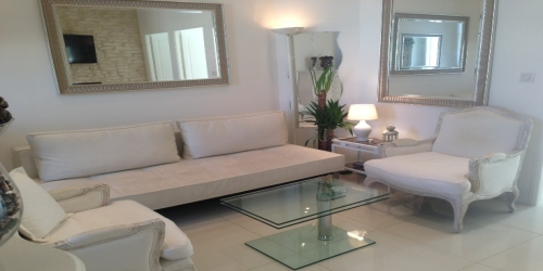 MODERN DESING 2 BEDROOMS 10 mn from Palais des Festivals