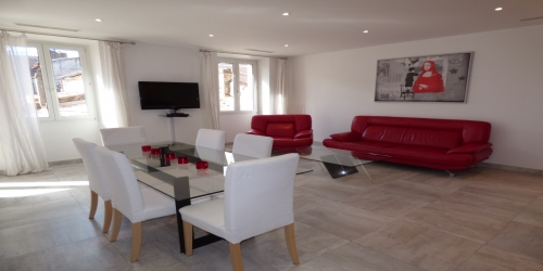 MODERN AND SPACIOUS 3 BEDROOMS 4 mn from Palais des Festivals