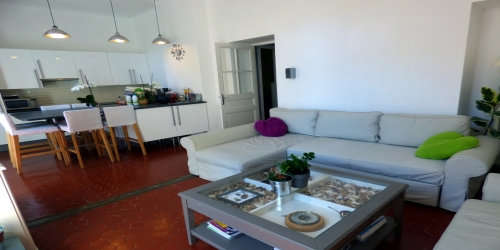 Spacious 3 Bedrooms, 11mn from Palais des Festivals