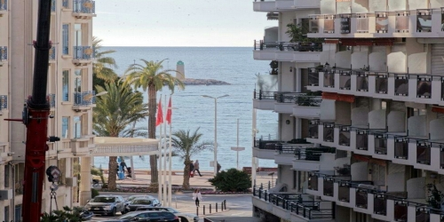 1 BEDROOM SEA VIEW 10 mn from Palais des Festivals