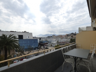Exceptionally Located 3 Bedroom across from Palais des Festivals