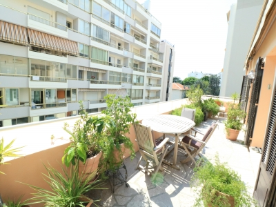 SPACIOUS COSY 3 BEDROOMS 9 mn from Palais des Festivals