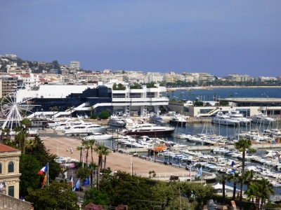 CHARMING HOUSE SEA PORT VIEW  4 BEDROOM 5mn from Palais des Festivals